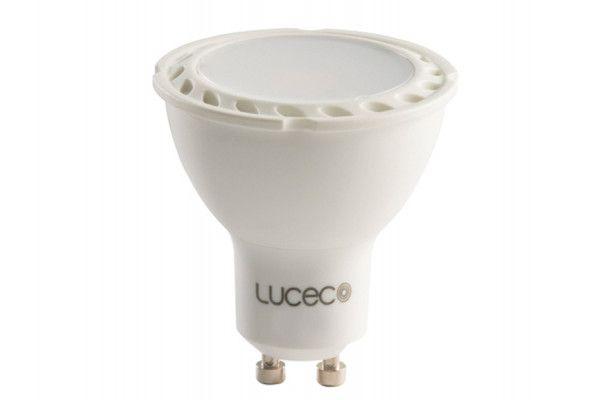 Masterplug LED GU10 Truefit Wide Angle Bulb Non-Dimmable 300 Lumen 5 Watt 2700K