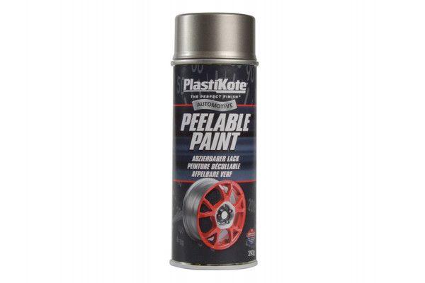 PlastiKote Peelable Paint Steel Wheel 400ml