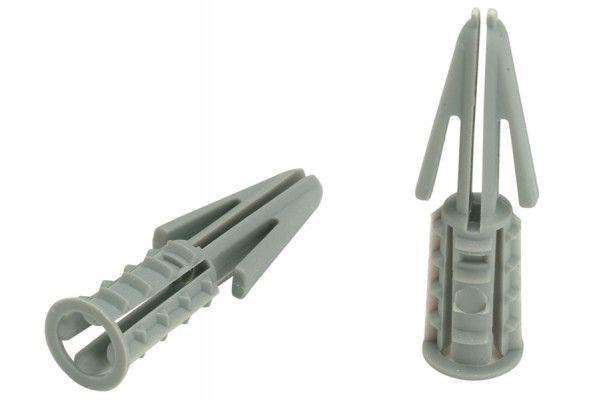 Plasplugs CF 424 Standard Plasterboard Fixings Pack of 100