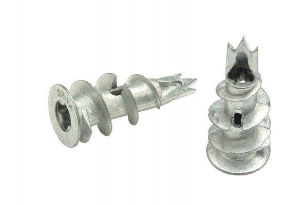 Plasplugs, Metal Self-Drill Fixings & Screws