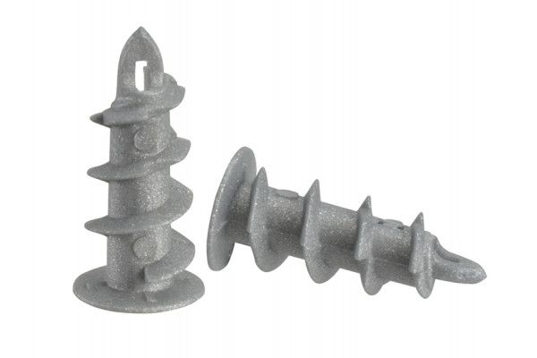Plasplugs, Nylon Self-Drill Fixings & Screws