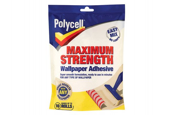 Polycell, Maximum Strength Wallpaper Paste