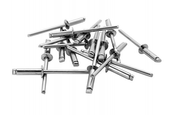 Rapid Stainless Steel Rivets 3.2 x 8mm (Blister of 50)