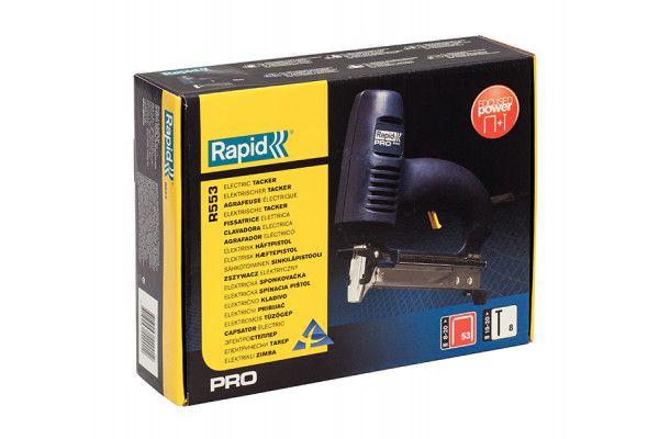 Rapid PRO R553 Electric Staple/Nail Gun