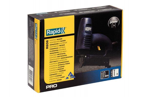 Rapid PRO R606 Electric Staple/Nail Gun