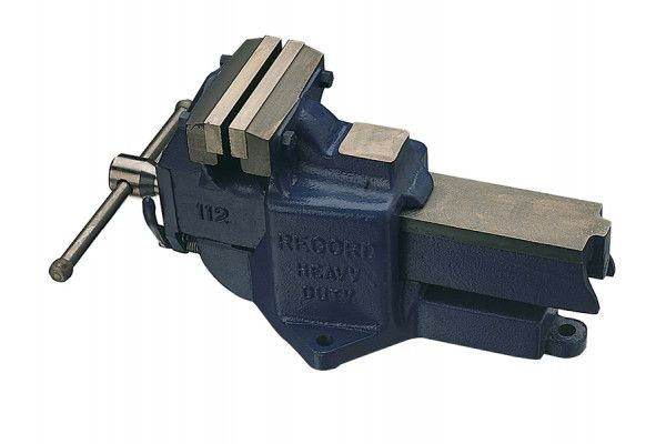 IRWIN Record 112 Heavy-Duty Quick Release Vice 150mm (6in)