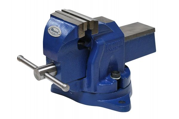 IRWIN Record T6TON6VS Workshop Vice With Anvil 6in