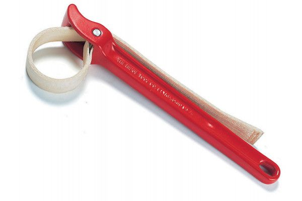 RIDGID No.1 Strap Wrench 425mm (17in) 31335