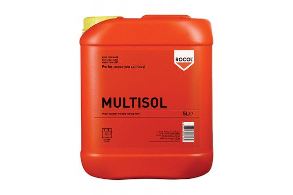 ROCOL, MULTISOL Water Mix Cutting Fluid