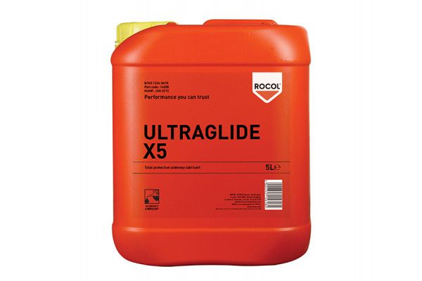 ROCOL ULTRAGLIDE X5 Lubricant 5 Litre
