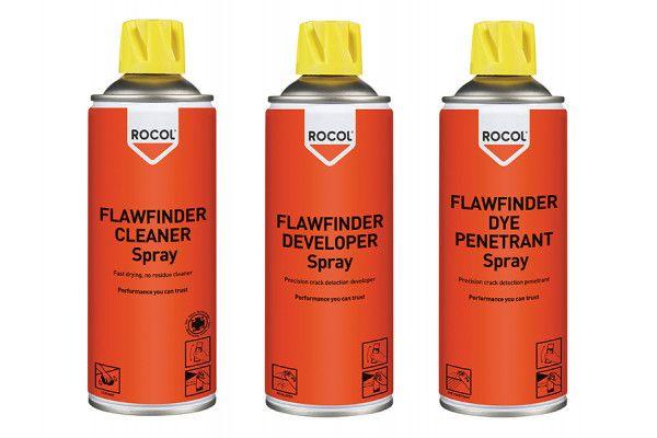 ROCOL FLAWFINDER System Kit