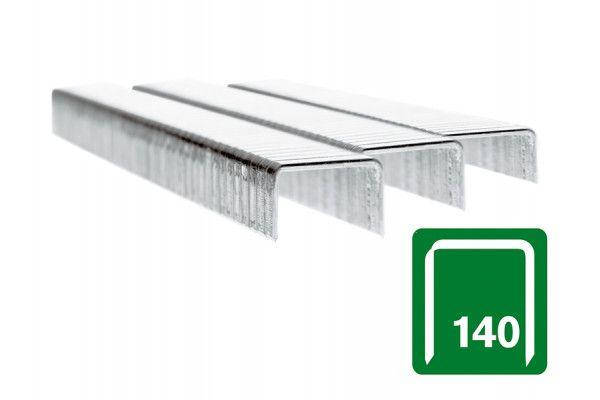 Rapid 140/10NB 10mm Stainless Steel Staples Narrow Box 650