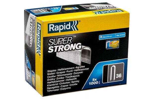 Rapid, 36 Series 14mm Staples