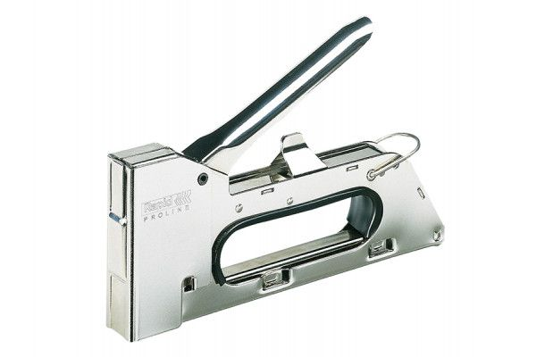 Rapid R14 PRO Heavy-Duty Hand Tacker (140 Staples 6-8mm)