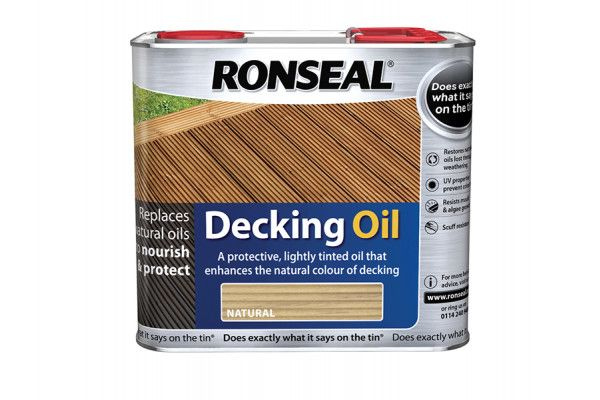 Ronseal, Decking Oil