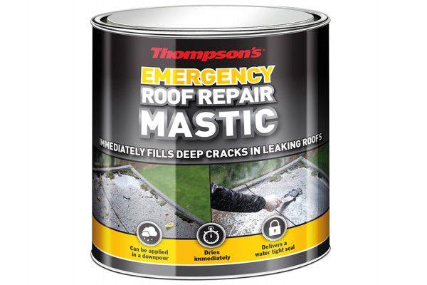 Ronseal Thompson's Emergency Roof Repair Mastic 750ml