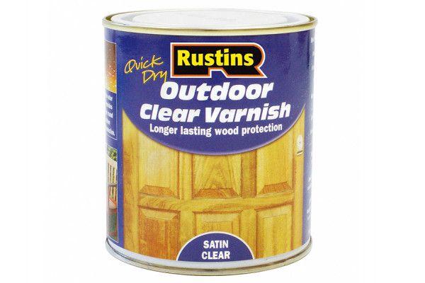 Rustins, Exterior Varnish