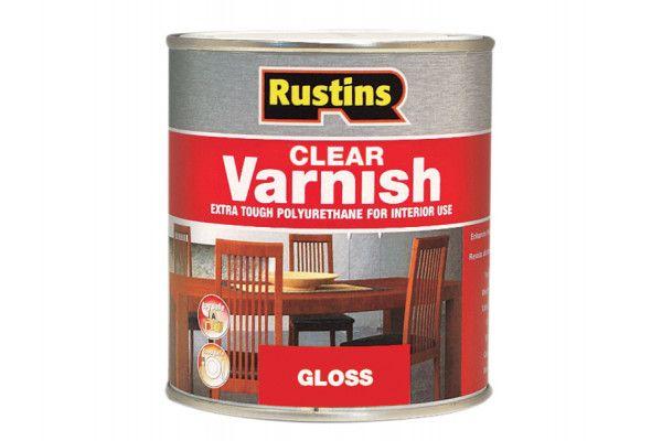 Rustins, Polyurethane Varnish