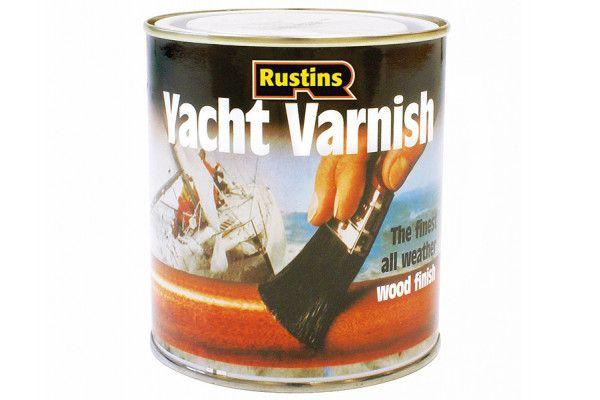 Rustins Yacht Varnish Gloss 1 Litre