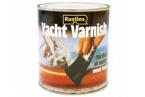 Rustins Yacht Varnish Gloss 5 Litre