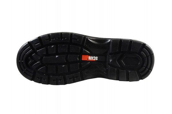 Scan Bobcat Low Ankle Black Hiker Boots UK 6 Euro 39