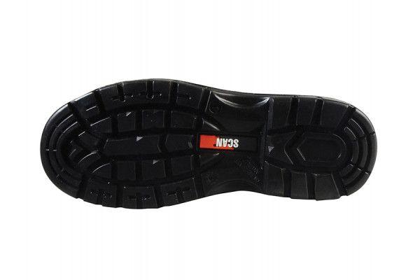 Scan Bobcat Low Ankle Black Hiker Boots UK 7 Euro 41