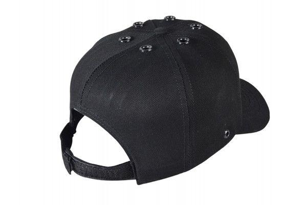 Scan Bump Cap - Black