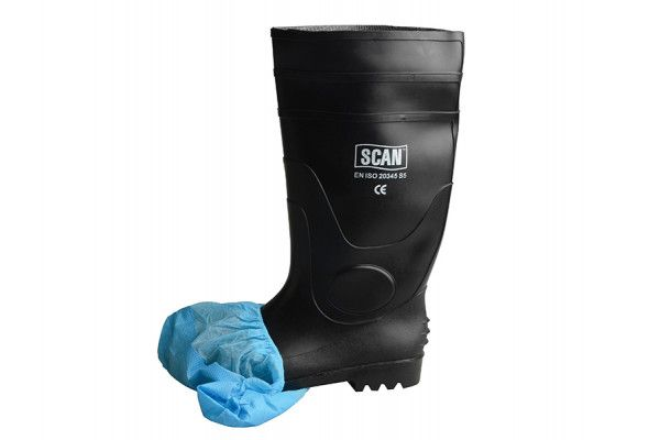 Scan Disposable Overshoes (20 pairs)