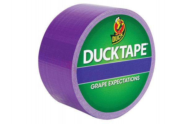 Shurtape Duck Tape® 48mm x 9.1m Grape Expectations