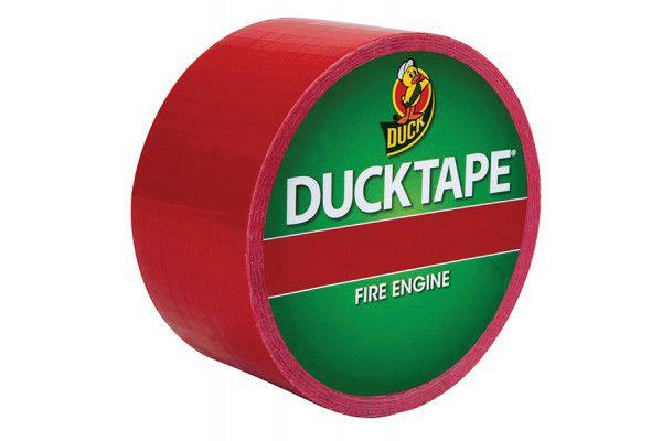 Shurtape Duck Tape® 48mm x 9.1m Fire Engine