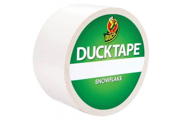 Shurtape Duck Tape® 48mm x 9.1m Snowflake