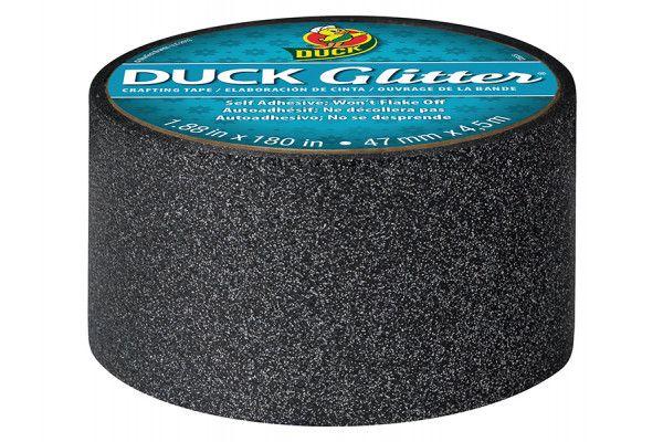 Shurtape Duck Tape® 47mm x 4.5m Glitter Black