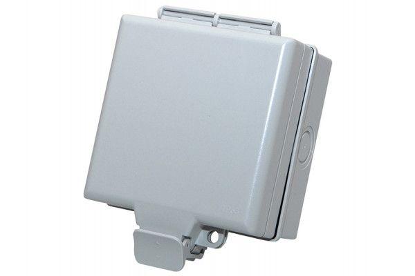 SMJ IP66 13A Socket 1 Gang