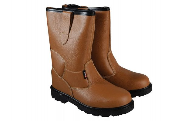 Scan, Texas Lined Rigger Boots