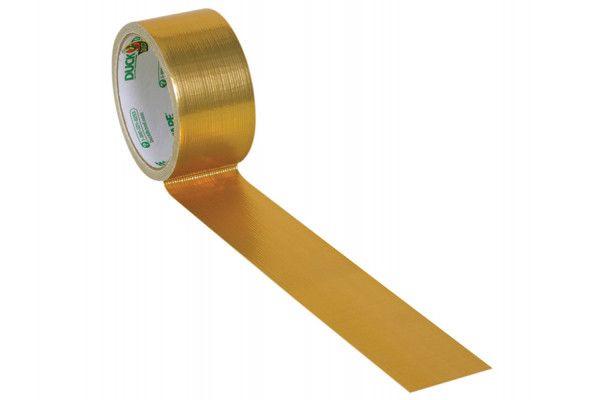 Shurtape Duck Tape® 48mm x 9.1m 24 Carat (Gold)