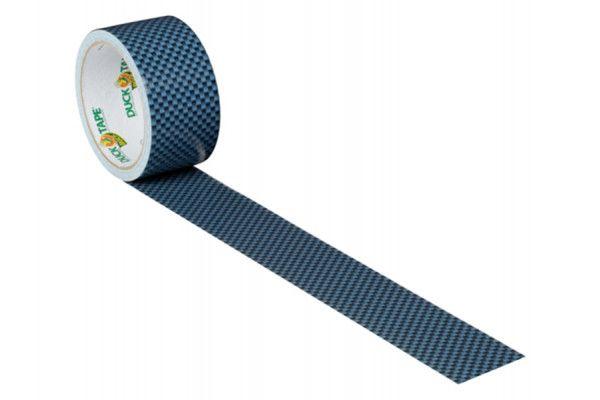 Shurtape Duck Tape® 48mm x 9.1m Carbon Fibre