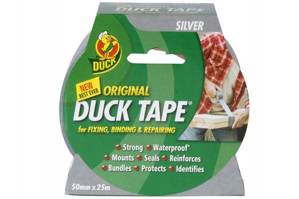 Shurtape Duck Tape® Original 50mm x 25m Silver