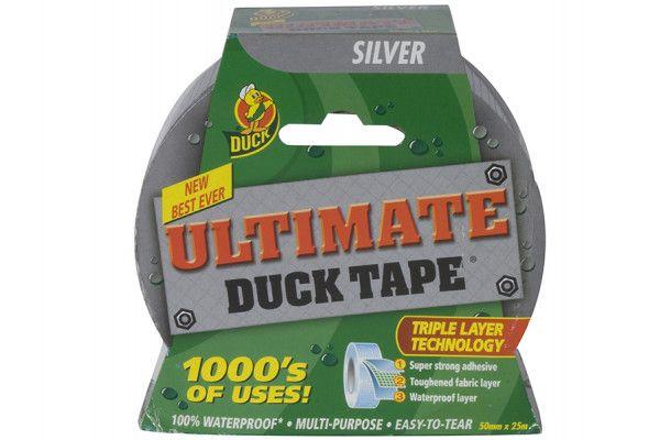 Shurtape Duck Tape® Ultimate 50mm x 25m Silver