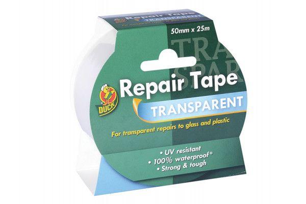Shurtape Duck Tape® Transparent Repair 50mm x 25m