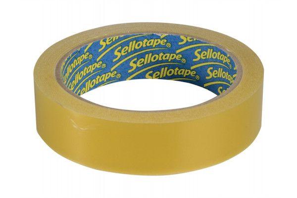 Sellotape Sellotape Golden 24mm x 50m Blister Pack
