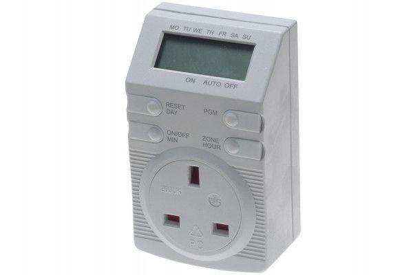 SMJ Avantix Digital 4 Button Timer