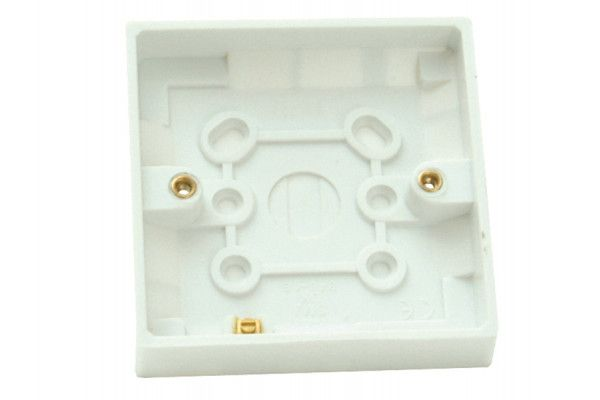 SMJ, Surface Pattress Boxes with Eurohook