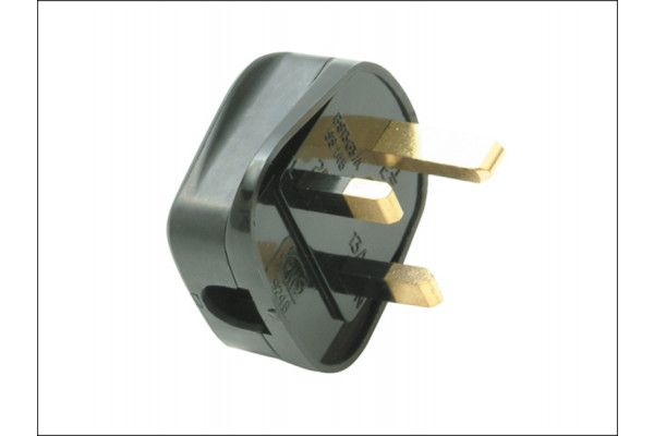 SMJ White 13A Fused Plug (Trade Pack of 20)