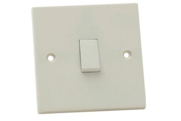 SMJ Light Switch 1 Gang 2 Way