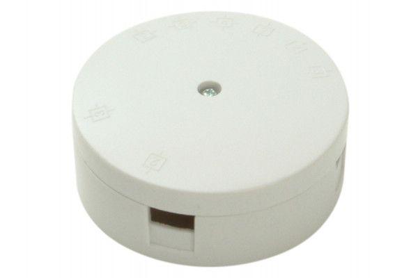 SMJ White 30A 3 Terminal Heavy-Duty Junction Box