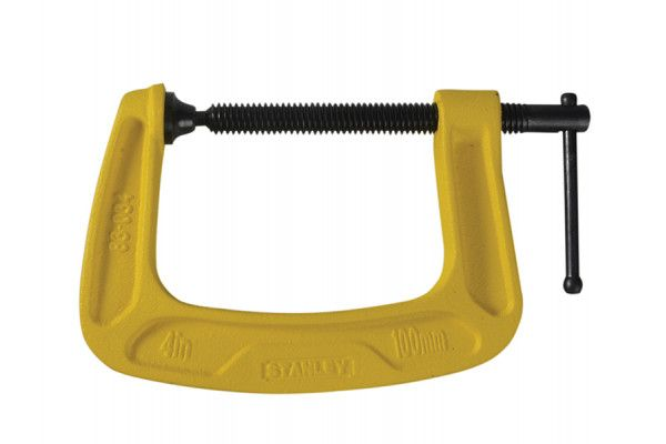 Stanley Tools Bailey G Clamp 100mm (4in)