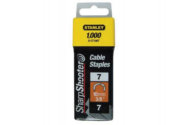 Stanley Tools, Type 7 Cable Staples