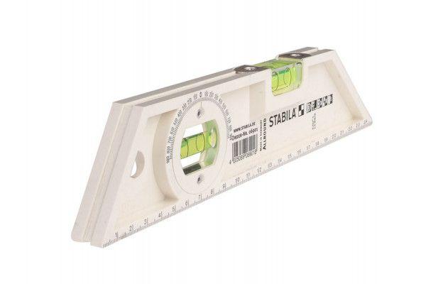 Stabila 104 Level + Angle Device 25cm