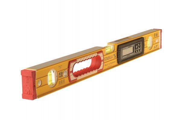 Stabila 196-2-M Electronic Spirit Level Rare Earth Magnets 17707 183cm