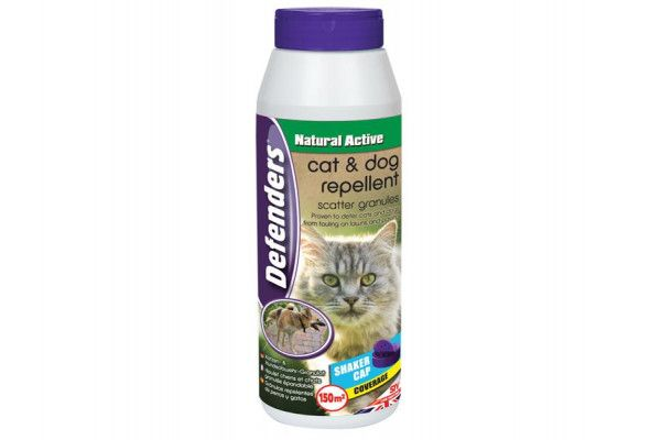 STV Pest-Free Living Cat and Dog Repellent Scatter Granules 450g